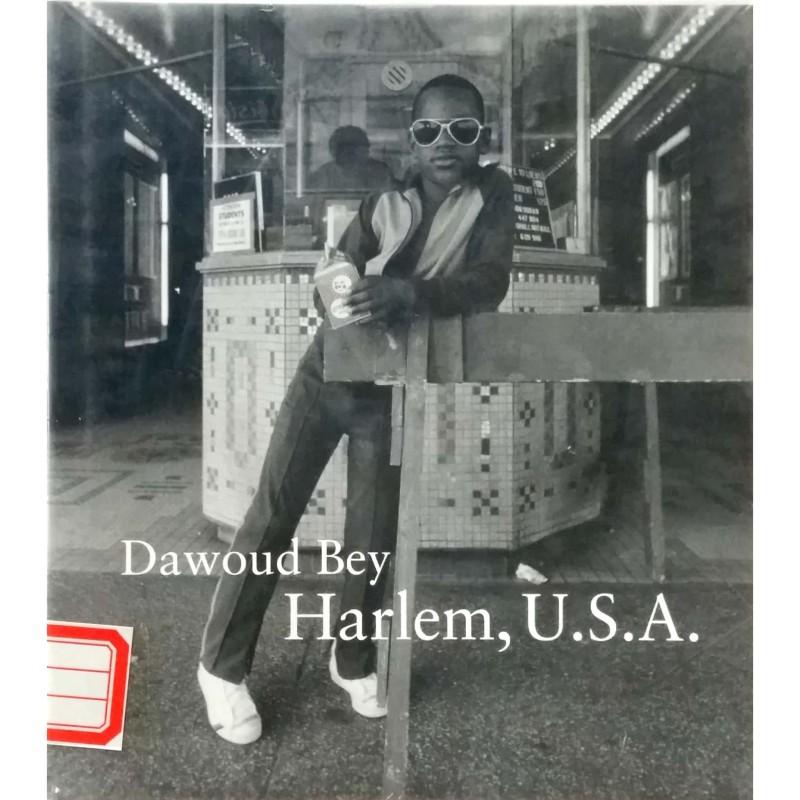 Dawoud Bey-Harlem U.S.A.