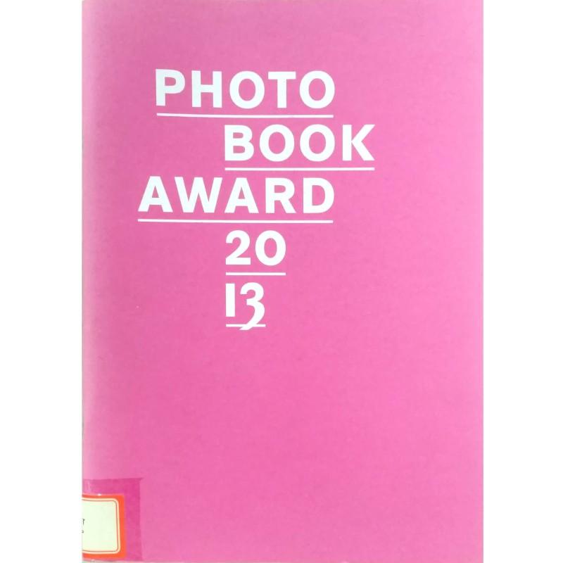 PHOTO BOOK AWARD 2013