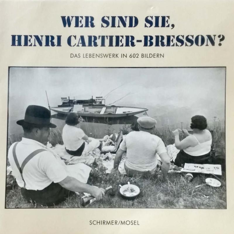 Wer Sind Sie, Henri Cartier-Bresson Sonderausgabe