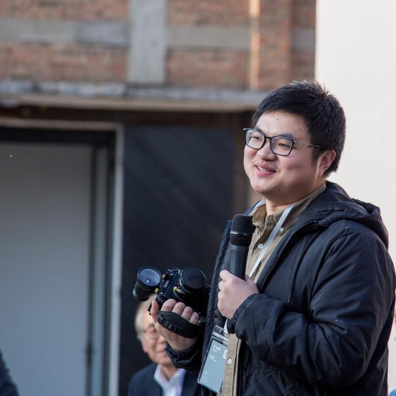陈荣辉获得ALPA奖 Chen Ronghui was chosen for the ALPA Award