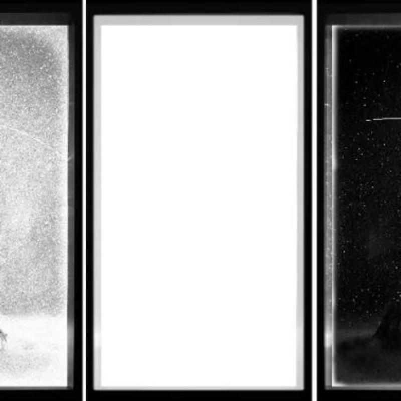 《星宿盒子》之四 综合艺术手段(摄影、编程灯箱)