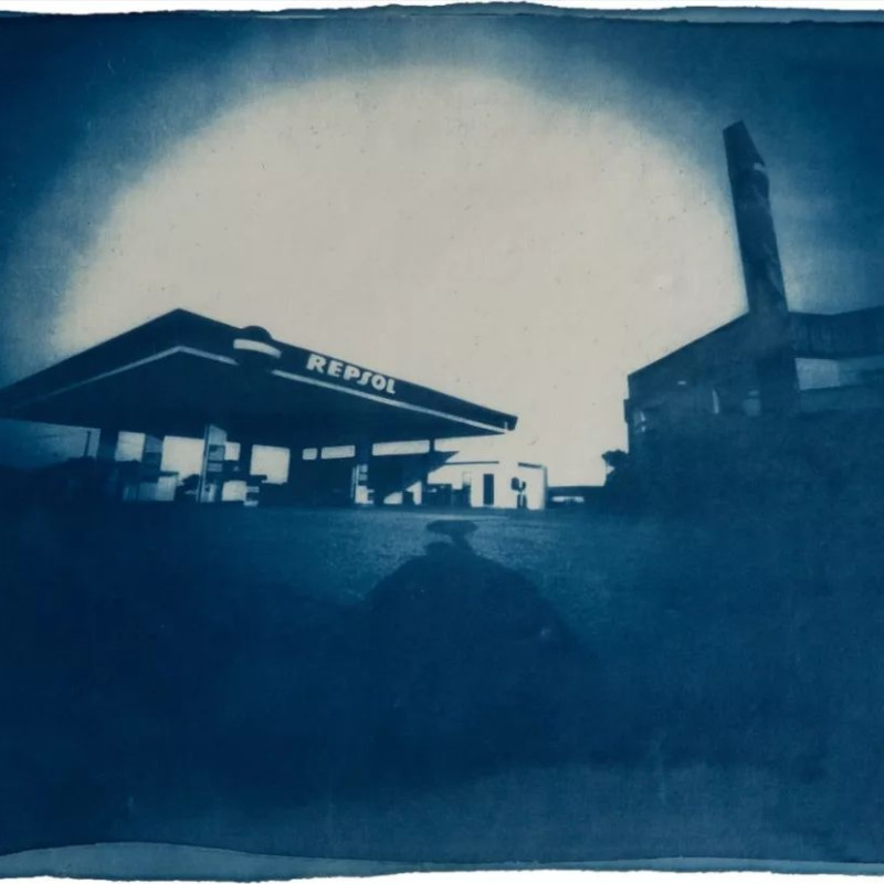 "©Jordi Jové ""加油站""系列 (The Gasoline Station series)"