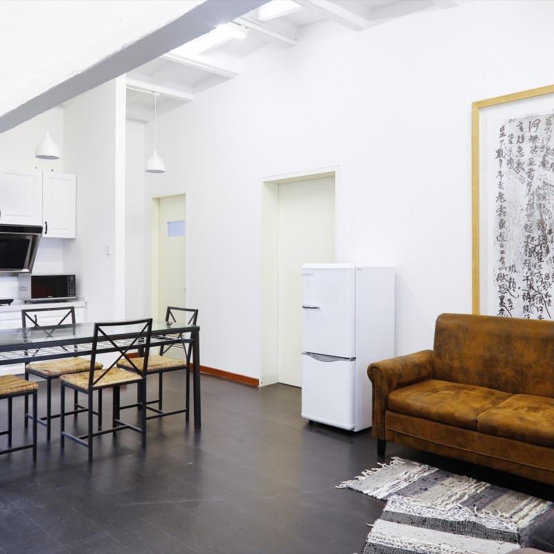 北京驻地空间 70平米Studio Beijing residence space-70㎡ studio