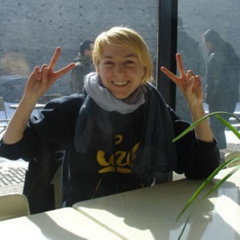 2011 年荷兰驻地艺术家娜丁·丝糖慈 Dutch Artist in Residence, Nadine Stiins, 2011