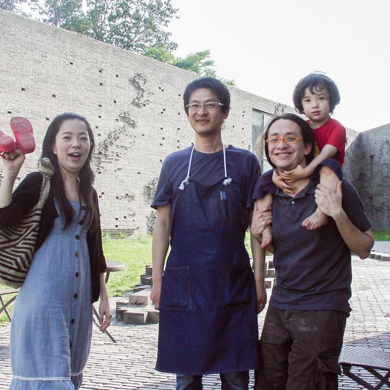 2010、2011及2015年驻地艺术家北野谦(日本) 2010, 2011 and 2015 Residency artist—Ken Kitano (Japan)