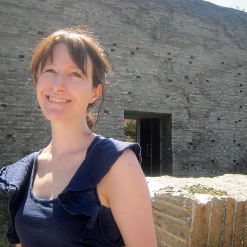 2012年驻地艺术家凯蒂·伍兹(新西兰) 2012 Residency artist—Kate Woods (Newzealand)