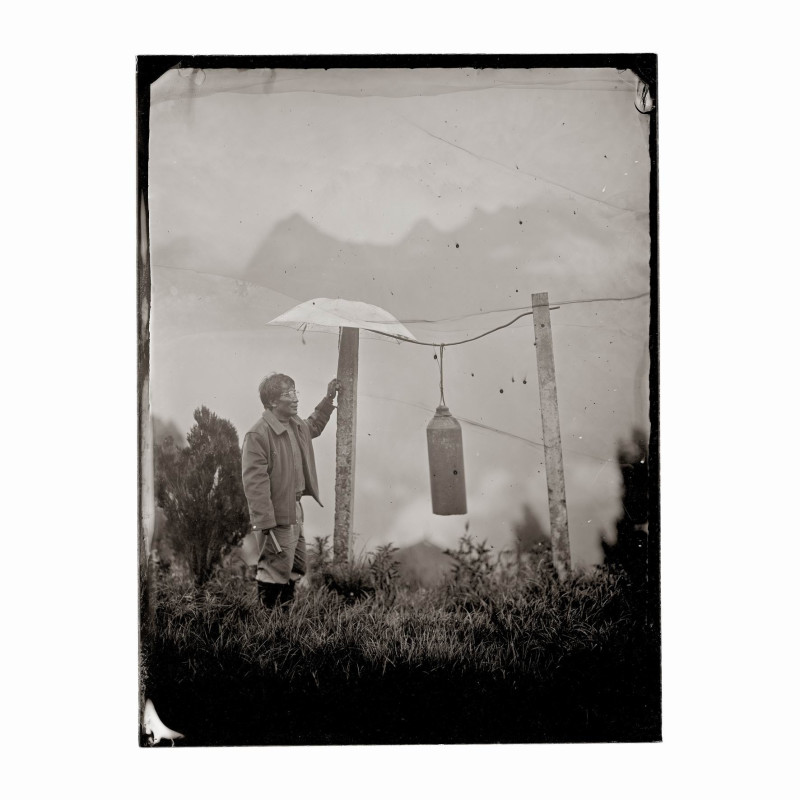 《老姆登村敲钟的约翰》 John is knocking the bell, Lao Mu Deng Village 2010
