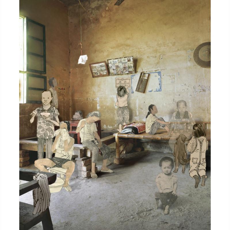 《白杜谣之一》 Bai Duyao No.1 2011