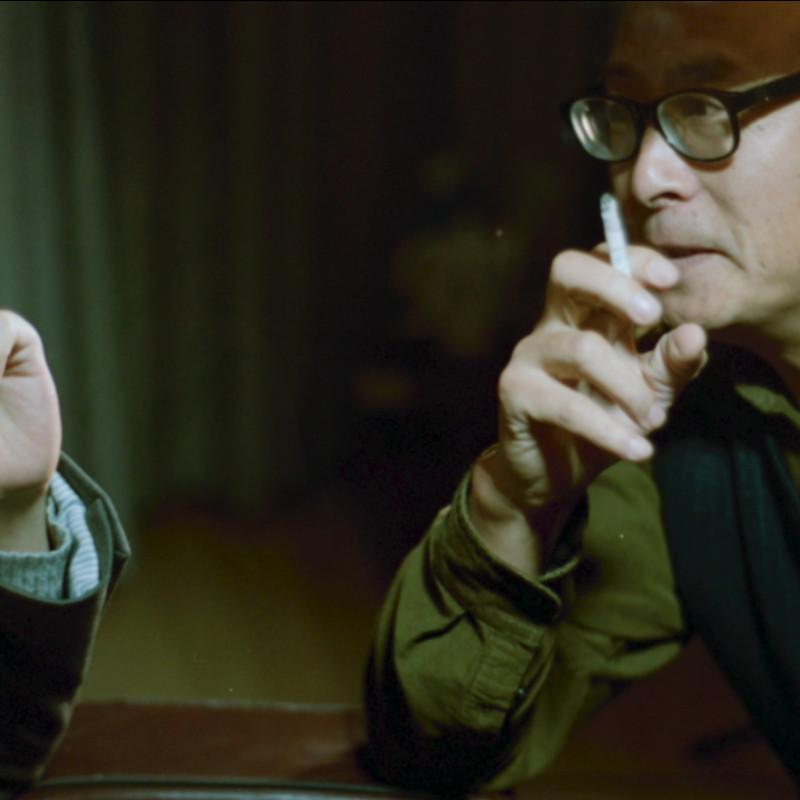 《审问》,单频道高清影像(彩色有声), 18分35秒 The interrogation, Single channel HD video (color, sound), 18'35'' 2017