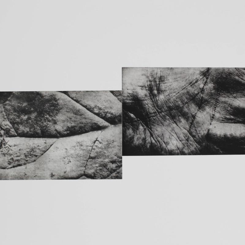 《KOAN》系列,凹版印刷 From Koan Series, Photogravure 2014