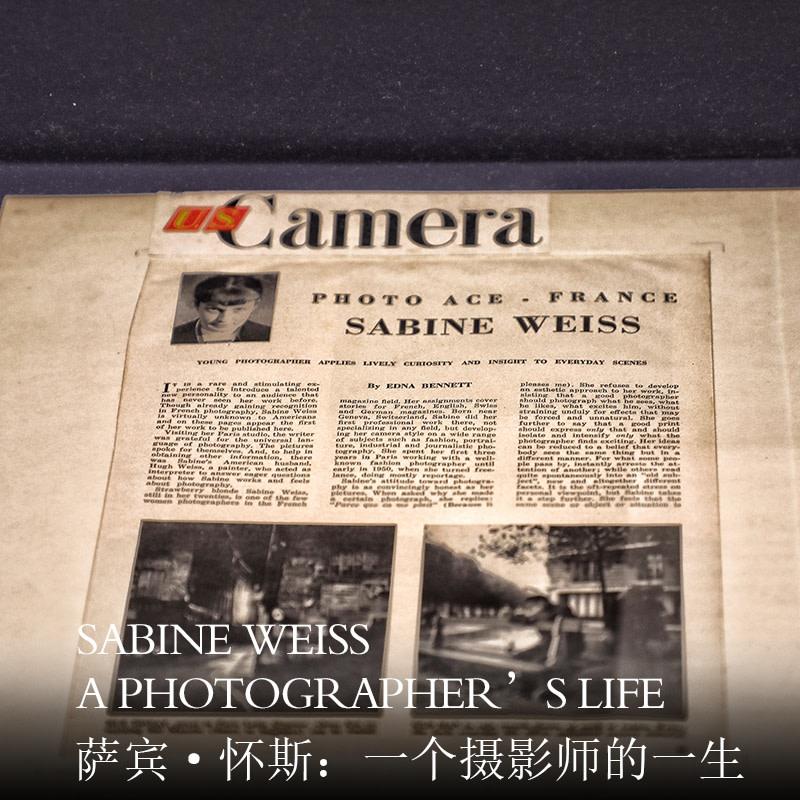SABINE WEISS: A PHOTOGRAPHER'S LIFE