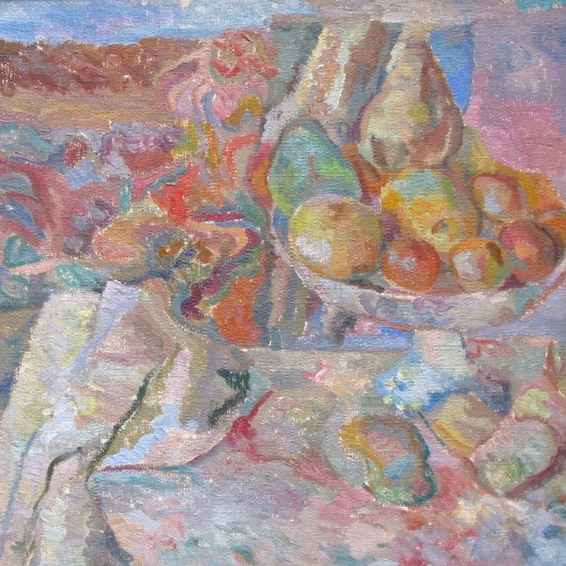 Caziel, Paintings from 1935-1949