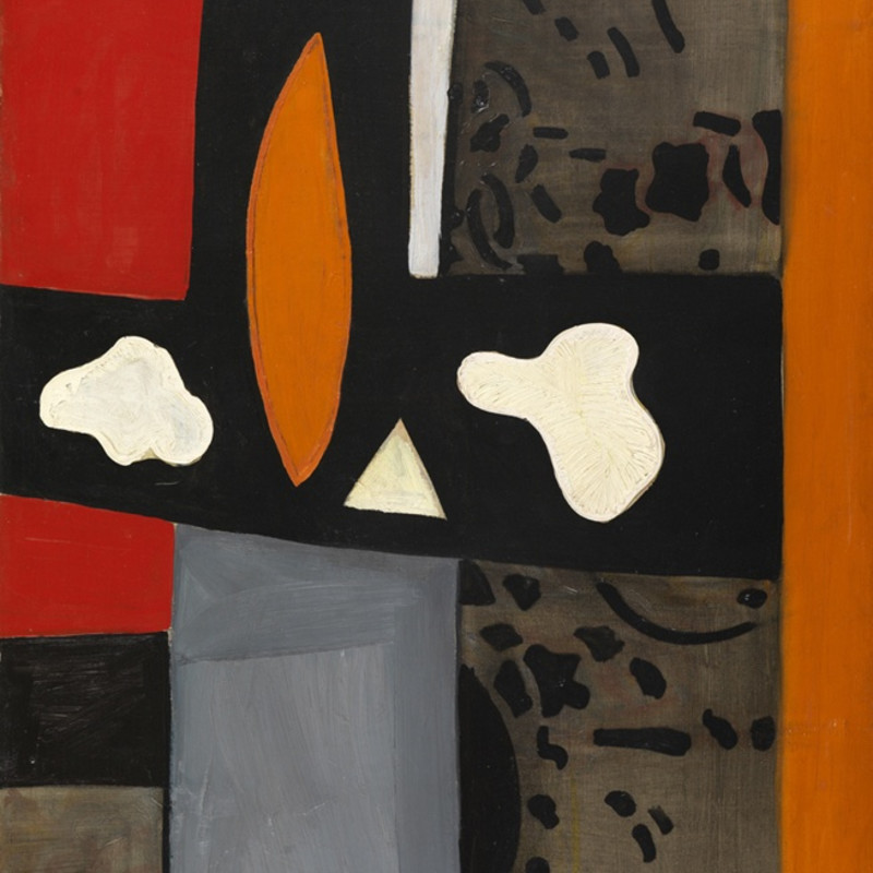 Caziel, In Search of a New Reality. Abstract Works from 1948 - 1955