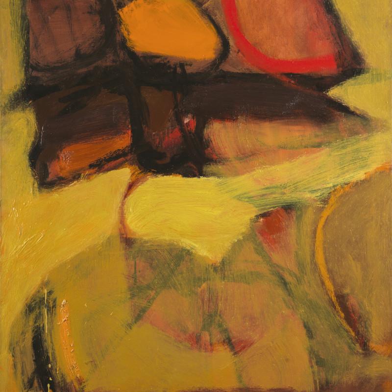 Albert Irvin OBE, RA, Early Works 1950-1970