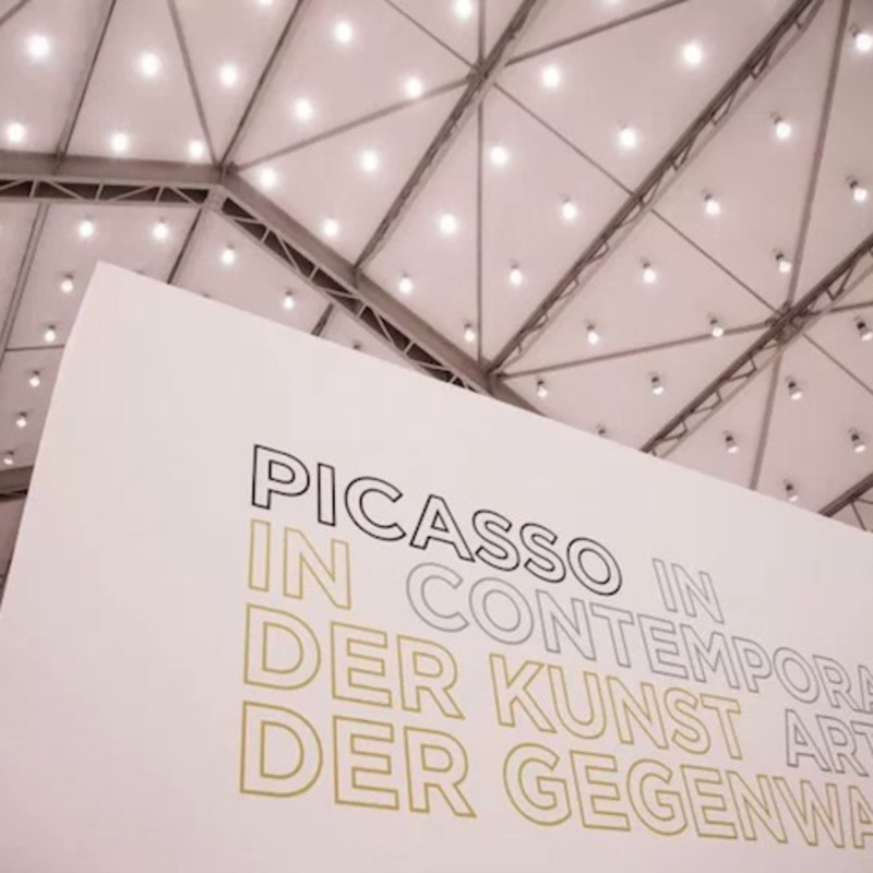 Picasso in Contemporary Art at Deichtorhallen, Hamburg, 1 Apr - 12 Jul 2015