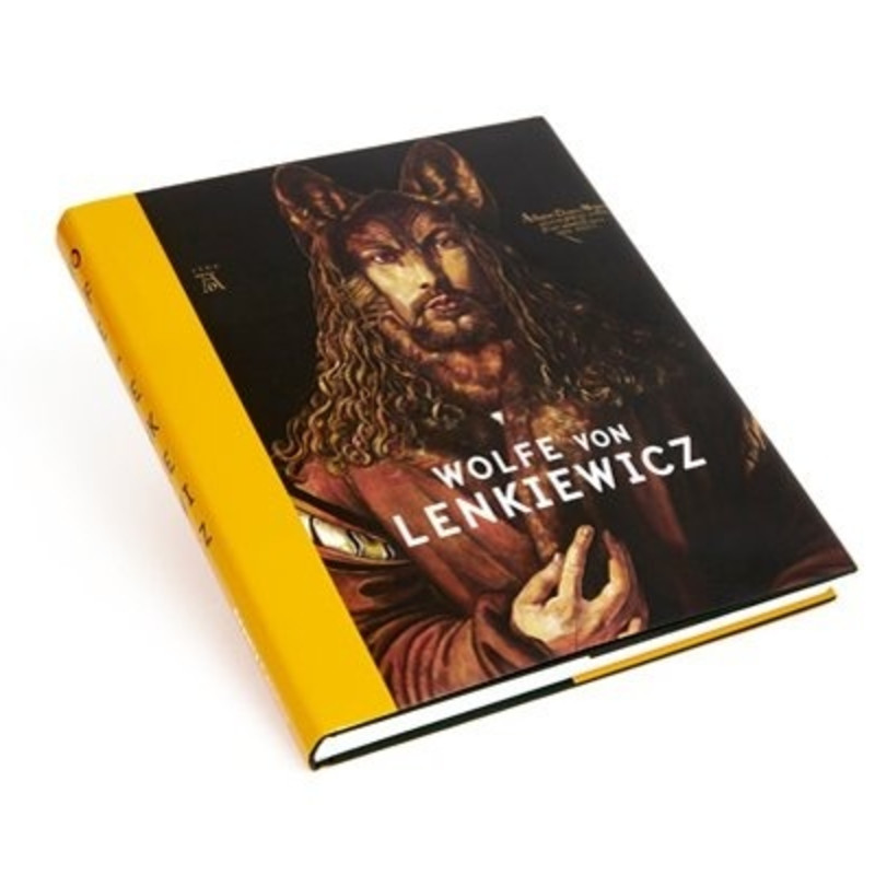 Coming Soon: Wolfe von Lenkiewicz Monograph from Anomie Publishing