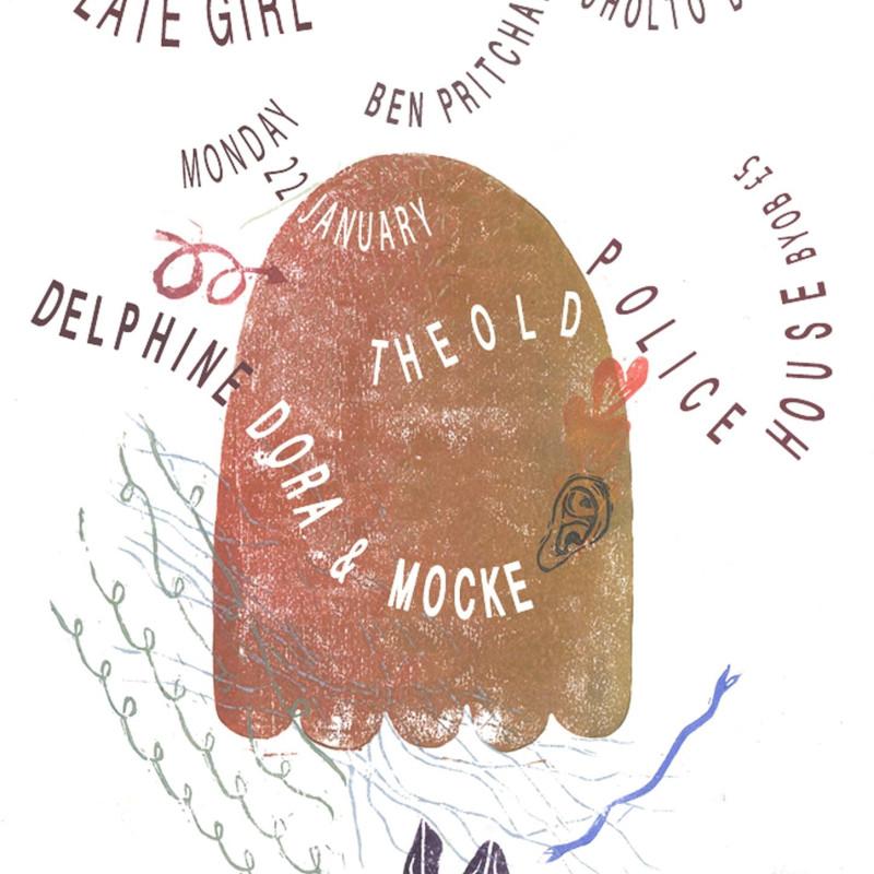 Delpine Dora & Mocke / Ben Pritchard & Sholto Dobie / Late Girl