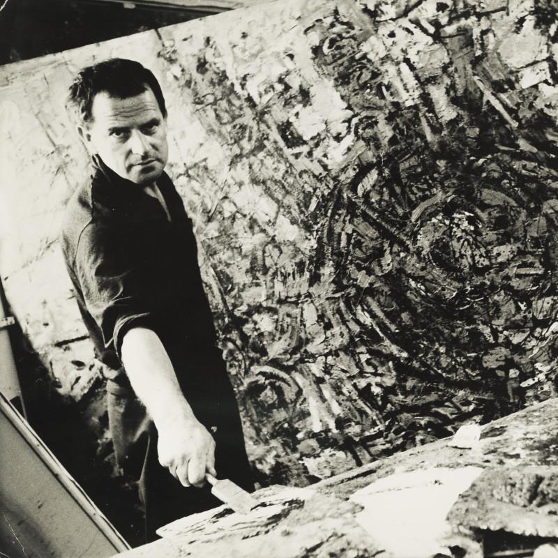 London dealer showcases powerful works by Frank Avray Wilson