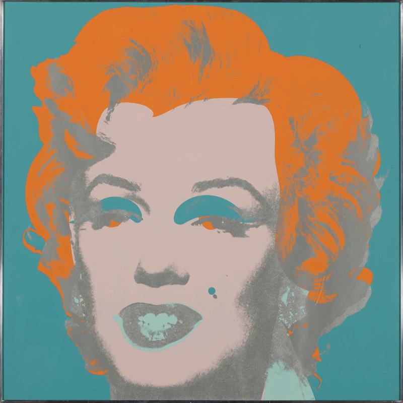 Andy Warhol - Marilyn Monroe # 29