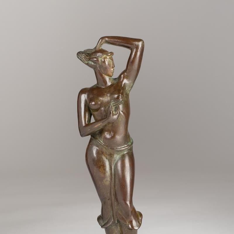 Albert Wein, Dancing Girl, 1947, this cast 1987