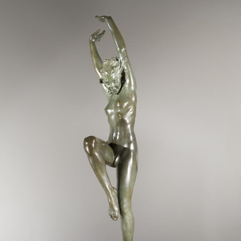 Harriet Whitney Frishmuth, Joy of The Waters, 1917