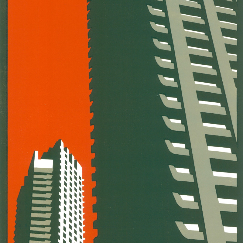 Barbican Orange