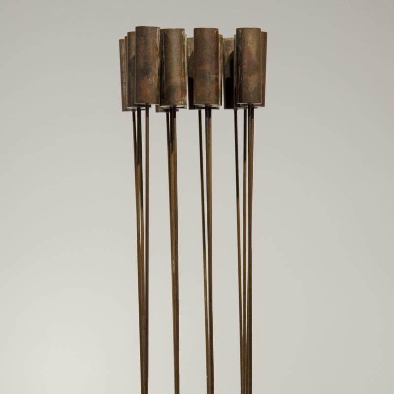 Harry Bertoia, Sonambient with Heavy Cattails, c. 1970