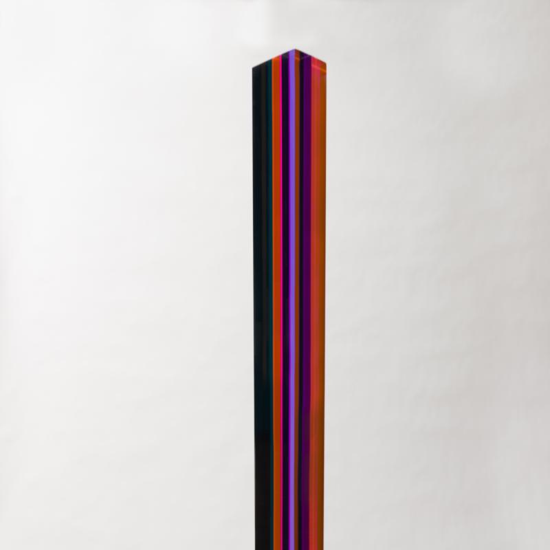 Vasa Velizar Mihich, Rectangular Column #2896, 1988