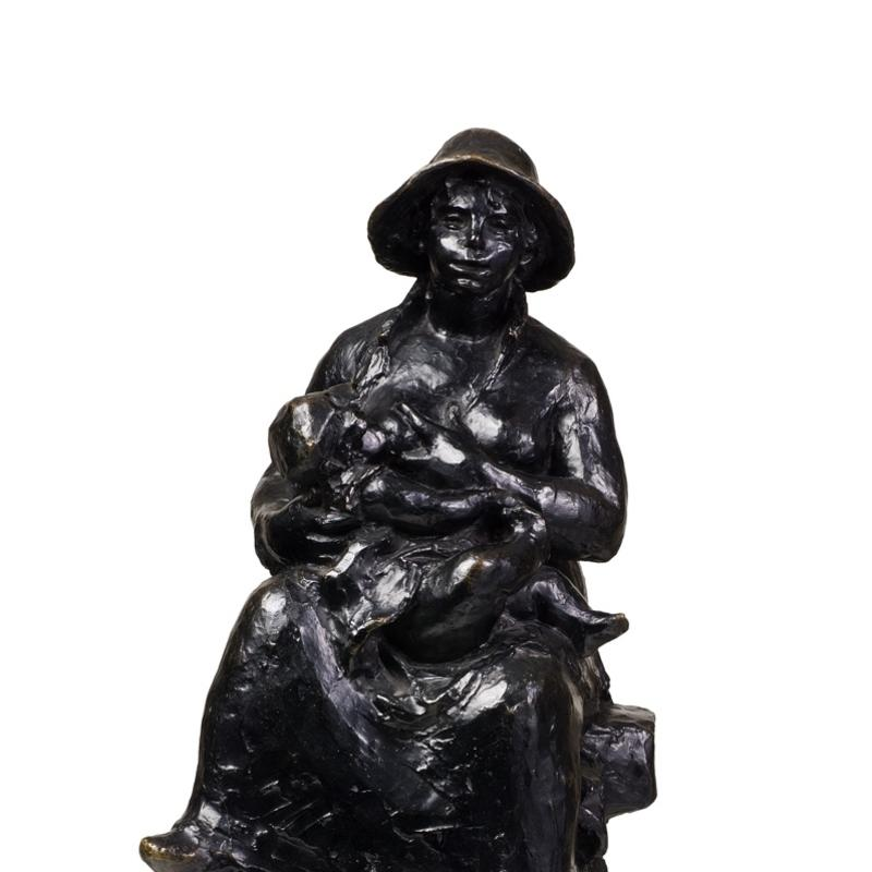 Pierre-Auguste Renoir, Maternité, 1916