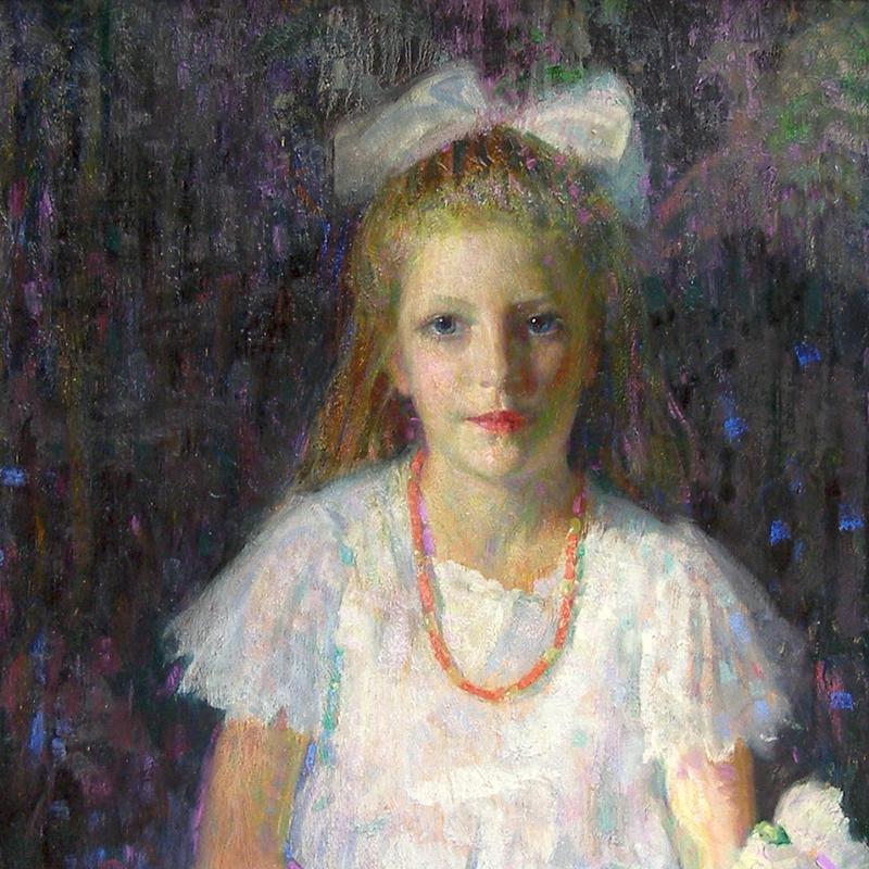Hovsep Pushman, Marguerite #47
