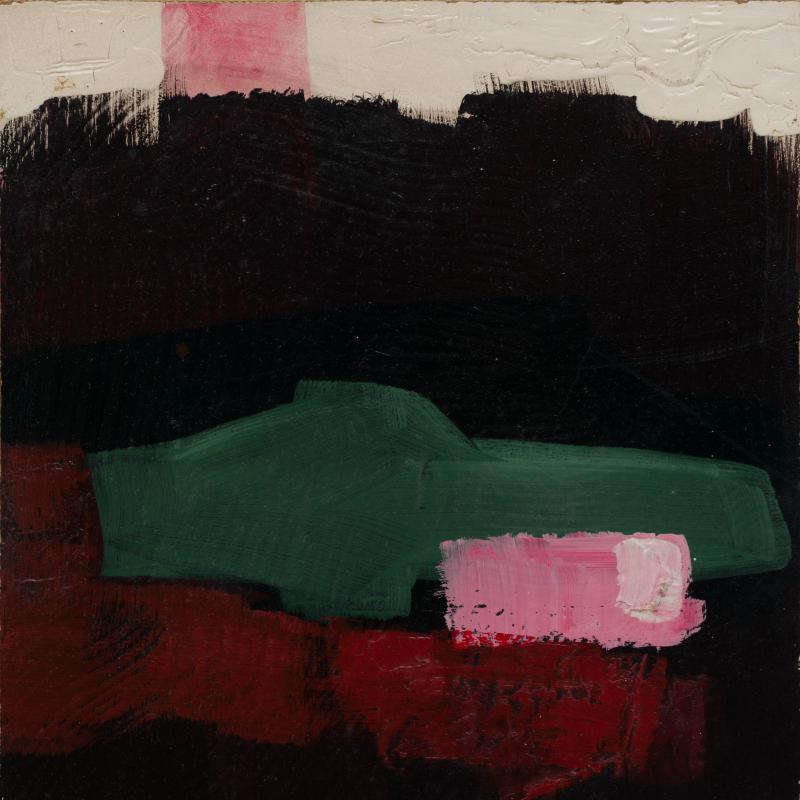 Albert Wein, Abstraction