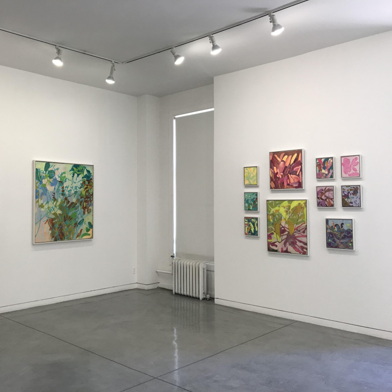 Present Company | Recent Paintings by Rebekah Callaghan, Exhibition on view through October 16th.