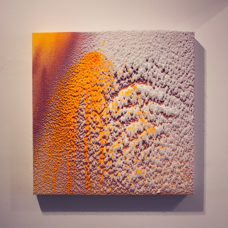 Dylan Gebbia Richards, Everything In Its Right Place, 2016