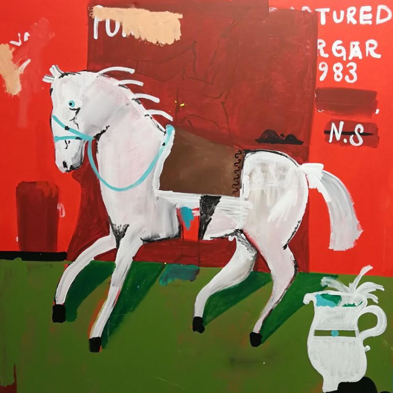 Peter Doyle, Shergar And The IRA , 2017