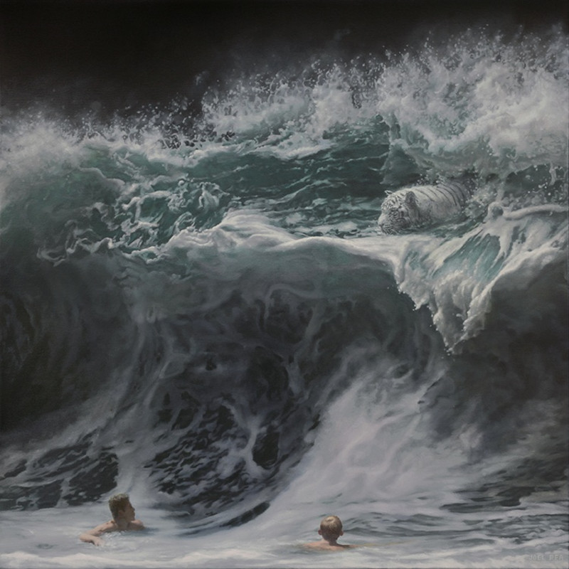 Joel Rea, Brave This Storm, 2015