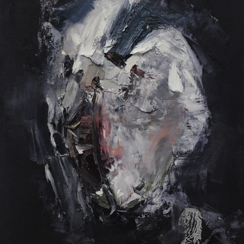 Ryan Hewett, Creatives Head Study #1, 2016