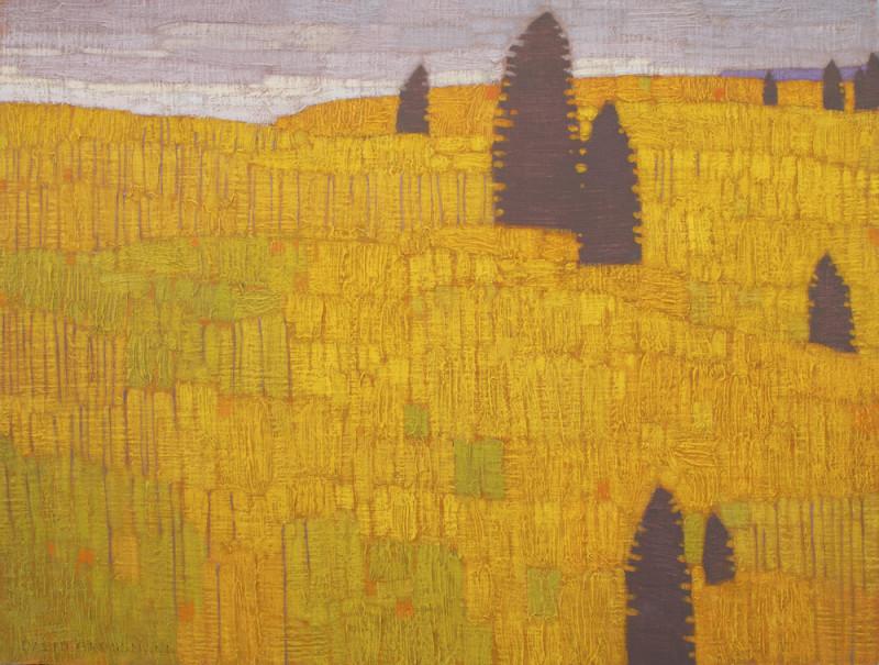 David Grossmann, Hill Patterns, Early September