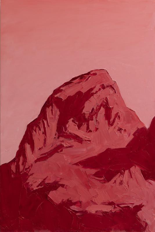 Jivan Lee, Grand Teton, ROYGBIV/Red
