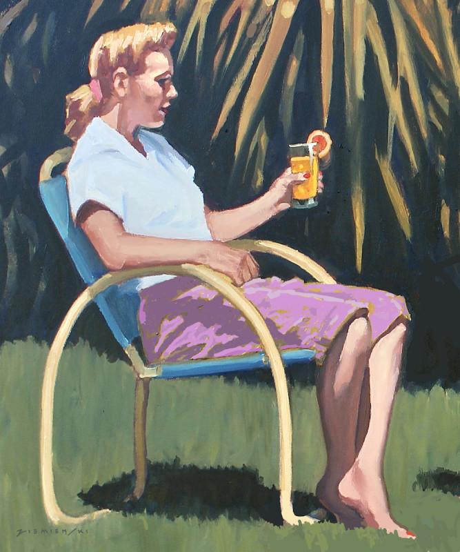 Dennis Ziemienski, Tequila Sunrise