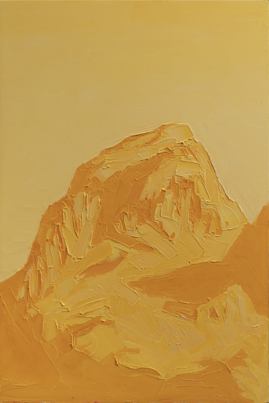 Jivan Lee, Grand Teton, ROYGBIV/Yellow