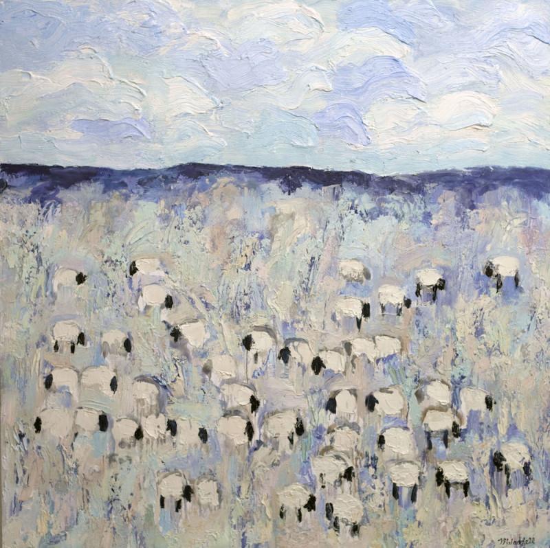 Theodore Waddell, Beaverhead Sheep #5