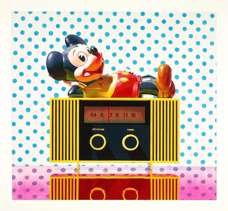 Robert Townsend, Mickey
