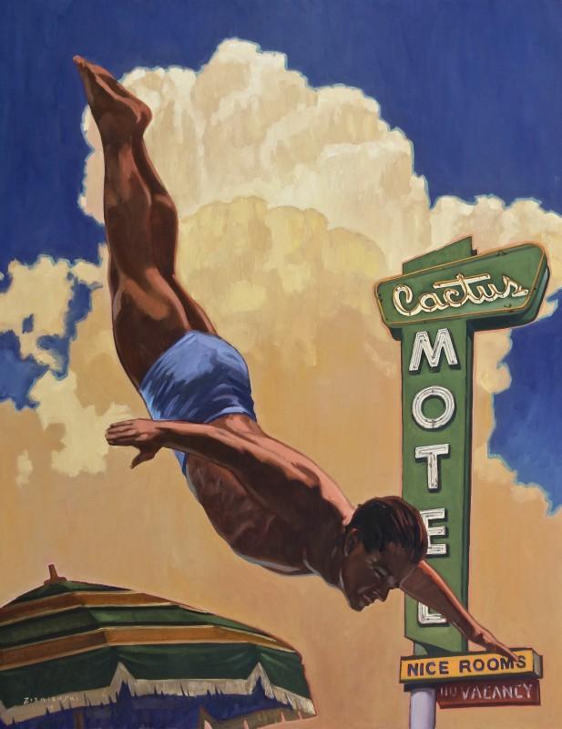 Dennis Ziemienski, Cactus Motel