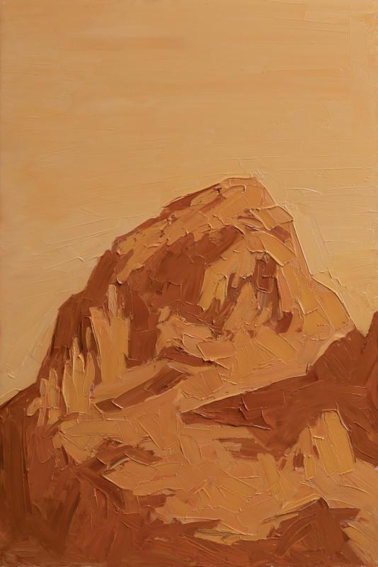 Jivan Lee, Grand Teton, ROYGBIV/Orange