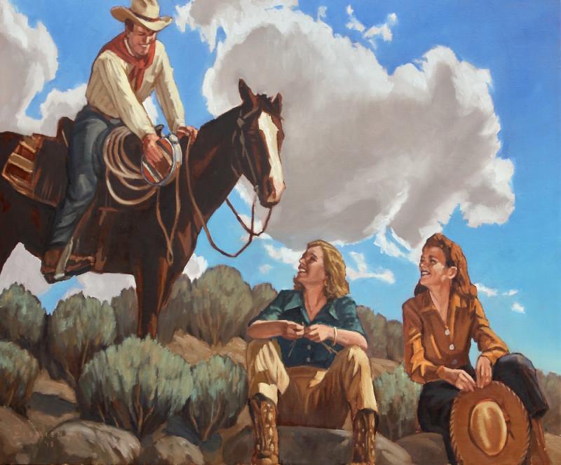 Dennis Ziemienski, The Cowboy's Canteen