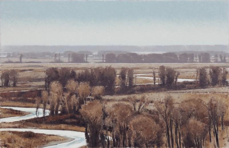 Jared Sanders, Cottonwood Bend