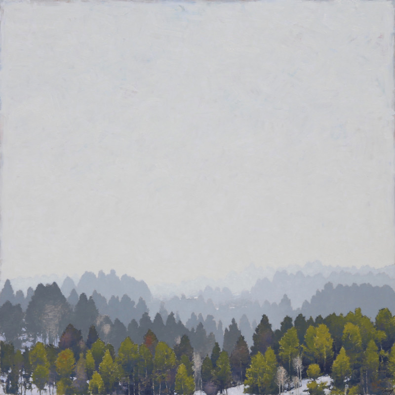 Jared Sanders, A Place in the Pines