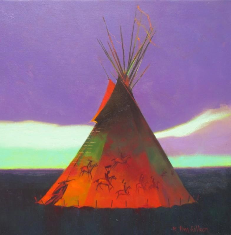 R. Tom Gilleon, War Path