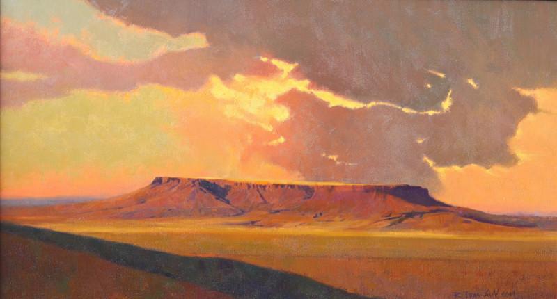 R. Tom Gilleon, Fort Mountain, August Heat