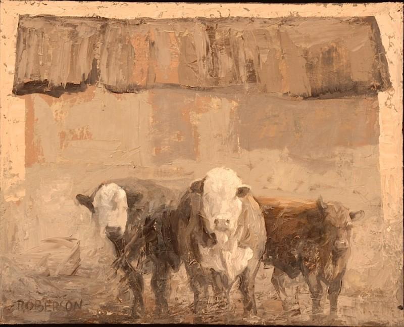 Mary Roberson, Three Buddies 2